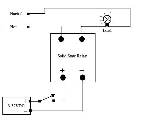 120v Relay Wiring - wiring diagrams schematics