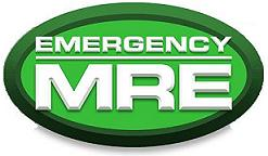 Emergency MRE bulk food storage