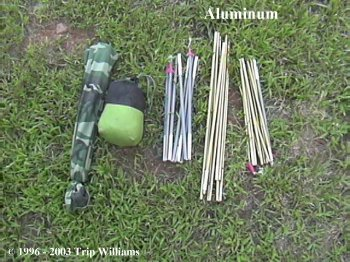 (Various lengths of poles used in Alpha Tents made from various materials) : used tent poles - memphite.com