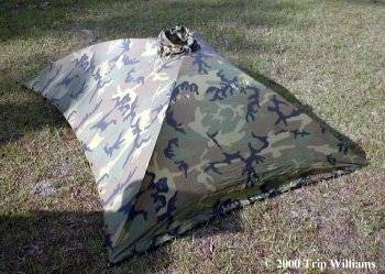 Since Your Military Poncho is very  IR Resistant  and  Thermal Signature Resistant  You can even use your Alpha Tent for  Hunkering Down and Hiding  from ... & Alpha Tent