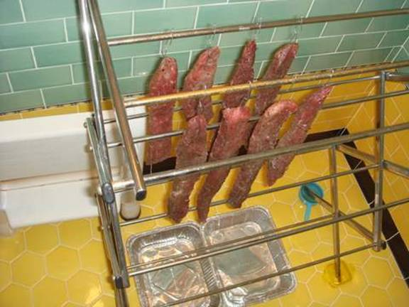 how to build a biltong dryer